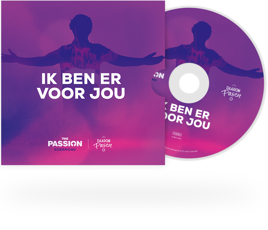 Gratis cd Passion 2021!